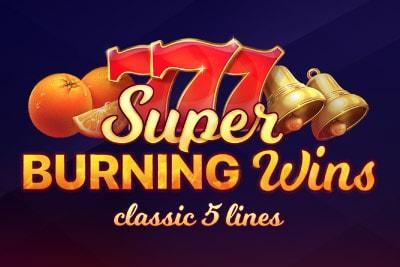Super Burning Wins Slot